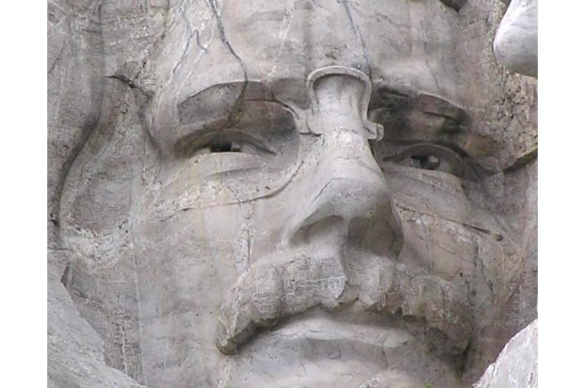 Mont Rushmore Théodore Roosevelt